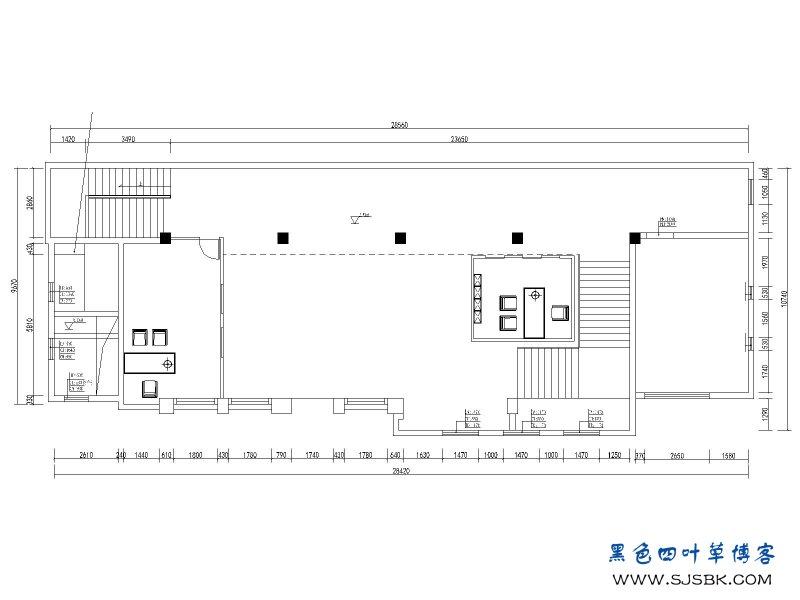 昆明理工大学礼堂,吕海宁大胆个性对比设计-第2张图片-赵波设计师_云南昆明室内设计师_黑色四叶草博客