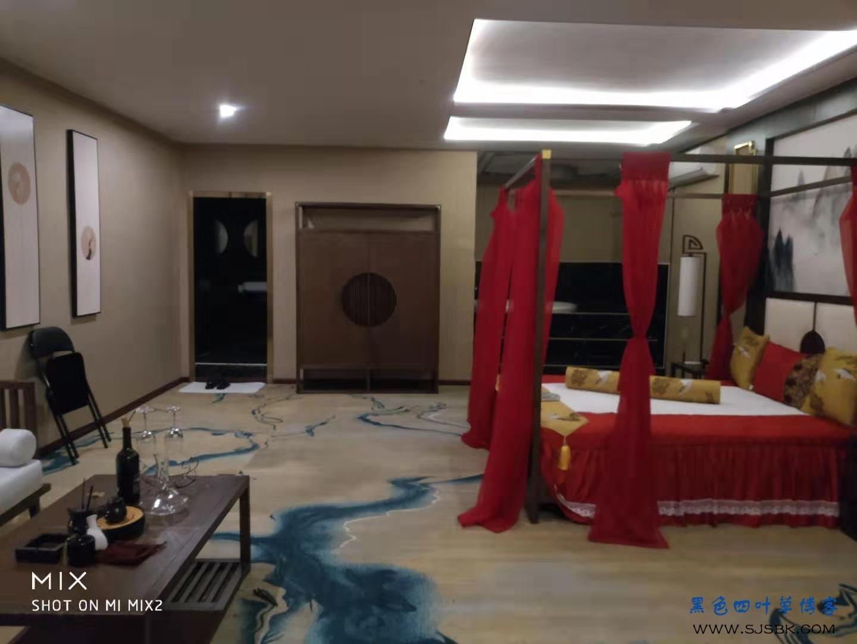 新中式美容会所,完工成品图-第2张图片-赵波设计师_云南昆明室内设计师_黑色四叶草博客