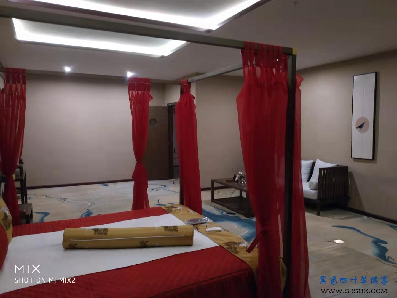 新中式美容会所,完工成品图-第4张图片-赵波设计师_云南昆明室内设计师_黑色四叶草博客