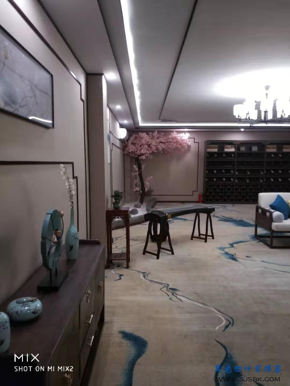 新中式美容会所,完工成品图-第5张图片-赵波设计师_云南昆明室内设计师_黑色四叶草博客