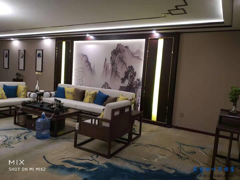 新中式美容会所,完工成品图-第9张图片-赵波设计师_云南昆明室内设计师_黑色四叶草博客
