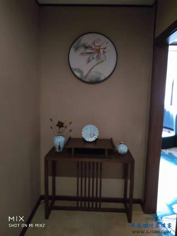 新中式美容会所,完工成品图-第28张图片-赵波设计师_云南昆明室内设计师_黑色四叶草博客