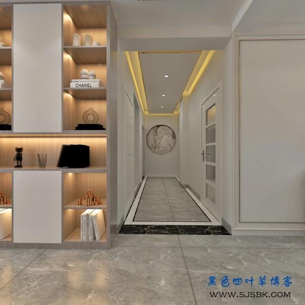 这样的石材背景墙你喜欢吗?-第2张图片-赵波设计师_云南昆明室内设计师_黑色四叶草博客