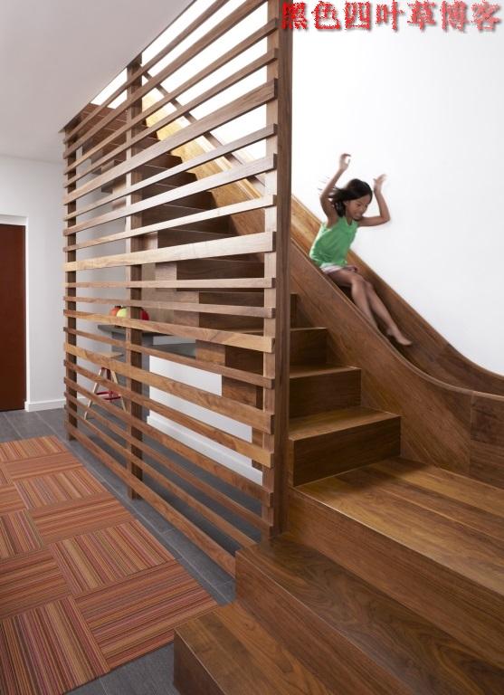 提升设计灵感的楼梯设计,百分之九十你都没见过?-第24张图片-赵波设计师_云南昆明室内设计师_黑色四叶草博客