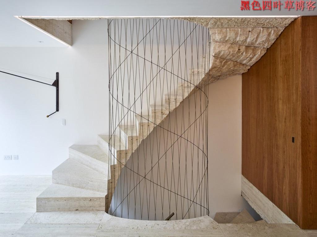 提升设计灵感的楼梯设计,百分之九十你都没见过?-第38张图片-赵波设计师_云南昆明室内设计师_黑色四叶草博客