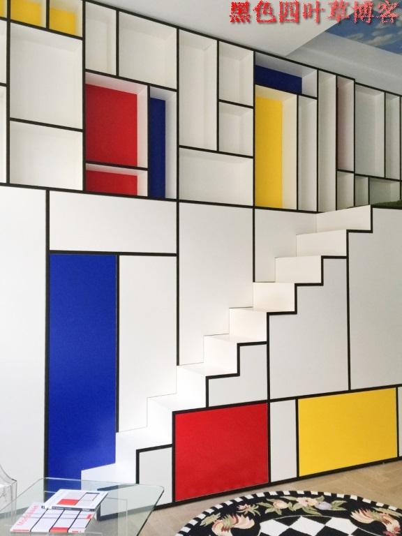 提升设计灵感的楼梯设计,百分之九十你都没见过?-第42张图片-赵波设计师_云南昆明室内设计师_黑色四叶草博客