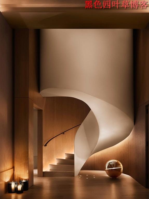 提升设计灵感的楼梯设计,百分之九十你都没见过?-第48张图片-赵波设计师_云南昆明室内设计师_黑色四叶草博客
